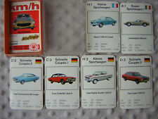 ASS Quartettspiele Autos Sportwagen 3201 Quartett auto quartettspiel