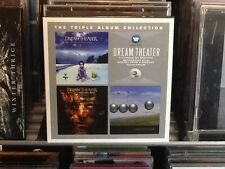 "DREAM THEATER  ""Triple Album Collection"" (3CD Set) METAL PROG"