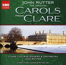 Clare College Choir, - Original Carols from Clare [New CD]