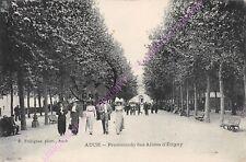 CPA 32000 AUCH Promenade des allées d Etigny PHORO FREZIGNAC ca1915
