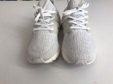 Triple adidas ultra boost white size 10