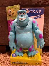 Disney Pixar *SULLEY MONSTER* Poseable Figure Pack Monsters Inc Mattel 2020