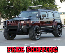 """Fenders Flares """"Off-Road Sports"""" (8pcs) + Fasteners Kit for Hummer H3"""
