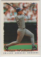1995 Topps Baseball Los Angeles Dodgers Team Set