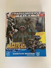 Transformers Prime - Beast Hunters - Sharkticon Megatron - Voyager Class