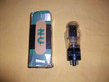 Vintage Tubes- Nu - National Union - 6Ax6G - New - Nos - Rare