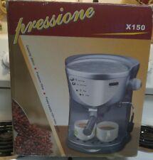 Pressione X150 espresso/Cappuccino