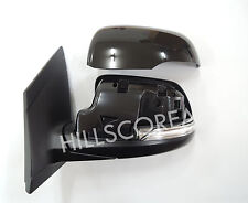 KIA PICANTO / MORNING 2011-2015 OEM Outside Mirror Rear View Assy + Cover LH 2EA