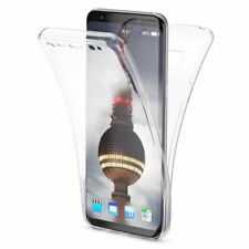NALIA 360° Handy Hülle für Samsung Galaxy S8 Plus, Schutz Case TPU Cover Tasche