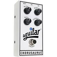 Aguilar Chorusaurus Bass Chorus Pedal . U.S. Authorized Dealer (USED)