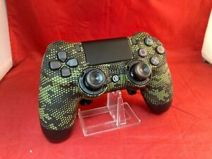 Scuf Gaming Infinity4PS PRO Playstation 4 PS4 Controller Hex Green Shell