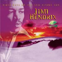 Jimi Hendrix - First Rays Of The New Rising Sun [CD]
