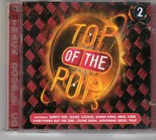 (ES590) Top of the Pops 2, 40 tracks various artists - 1995 CD