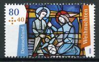 Germany Christmas Stamps 2020 MNH Nativity Stained Glass Art 1v Set
