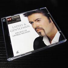 Ladies & Gentlemen The Best of George Michael SONY ASIA 2xVCD Video CD #09-4