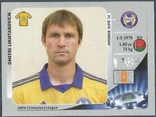 PANINI UEFA CHAMPIONS LEAGUE 2012-13- #433-BATE BORISOV-DIMITRI LIKHTAROVICH