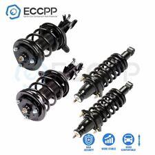 ECCPP Complete Strut Spring Assembly Shock Absorber for 2002 2003 2004 2005 2006 Honda CR-V 4pcs Full Set