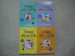 Julia Donaldson Princess Mirror-Belle Books X 4 Paperback Bundle