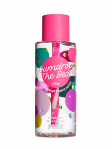 Victoria's Secret Pink New! I Want Candy Scented Mist GUMDROP THE BEAT 250ml