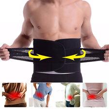 Neoprene Medical Waist Belt Brace Pain Relief Lower Back Therapy Support Brace