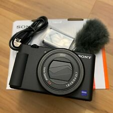 Sony Cyber-shot ZV-1 20.1MP Compact Digital Vlog Camera MINT condition