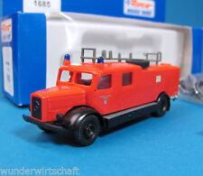 Roco H0 1685 MERCEDES BENZ LF 25 Feuerwehr MB Löschfahrzeug Itzehoe HO 1:87 OVP