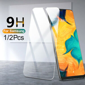 For Samsung Galaxy A51 A72 A52 A32 Full Coverage Tempered Glass Screen Protector