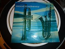 """JEAN GRUYER """"MOOD EMBASSY"""" 1965 7"""" 45RPM EP LYN 825 IN GOOD CONDITION"""
