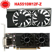 HA5510M12F-Z 2Pin GTX 1050 Ti Cooling Fan For MSI GTX 1050 2GT LP Accessories