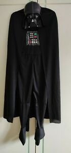 Boys Star Wars Darth Vader Outfit Size M Dress/ Fancy Dress/ Party/ Dress Up