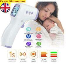 Digital Infrared Non-Contact Forehead Thermometer Gun Temperature Measurement UK