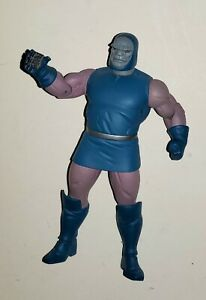 DC COMICS DARKSEID ACTION FIGURE WITH MOTHER BOX - 7 INCHES - NEW GODS