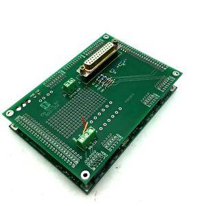 Ion Tech Inc. 5001-259 Circuit Board Processor EMAC 01-6200 Rev 2 Microfac-180
