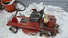 Vtg 1969 Wheel Horse R26 garden tractor project or parts restoration