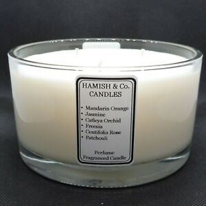 HC-F13 - flower bomb Like Perfume – Personalised Soy Wax Candle – 50cl