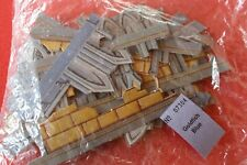 Games Workshop Warhammer 40K Card Ruins Ruined Buildings Terrain Scenery Lot GW