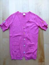 EUC Gymboree Girls Summer Short Cardigan Sweater Jacket 7 8