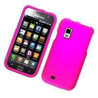 Solid Faceplate Hard Cover Case for Samsung Galaxy S Mesmerize SCH-I500 Phone