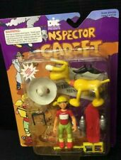 1992 INSPECTOR GADGET PENNY and BRAIN figure TIGER TOY  Second Issue Package 2nd