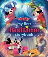 My First Mickey Mouse Bedtime Storybook, Hardcover by Disney Book Group (COR)...