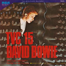 David Bowie ‎– TVC 15 / We Are the Dead (1976) RCA ‎– SS-3019 45 Japan vg+/M-