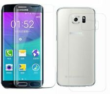Clear Glossy Mobile Phone Screen Protectors