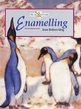 Enamelling (The Art of Crafts)-ExLibrary