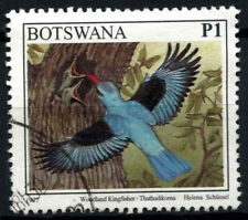Botswana 1997 SG#863, 1p Birds Definitive Used #D48969