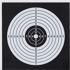 "Xhunter 5.5"" Shooting Target Holder Pellet Trap For Air Rifle W/ 100pk Targets|6"