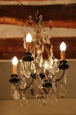 Crystal chandelier lighting Chandelier crystals Antique crystal chandelier