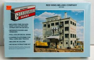 1115 - RED WING MILLING COMPANY - HO Walthers #933-3026 SEALED