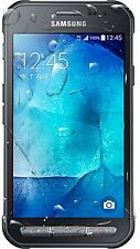 "Samsung G388F Galaxy XCover 3 dunkelsilber LTE Android Smartphone 4,5"" Display"