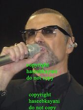 8x6 Photo Five 2011 George Michael Royal Albert Hall Symphonica Concert Photo