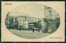 Cagliari Città cartolina QT0520